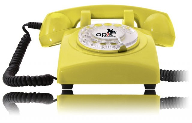 Opis 60s cable (yellow)