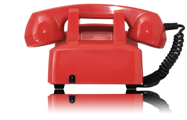 60s Mobile Backside Red