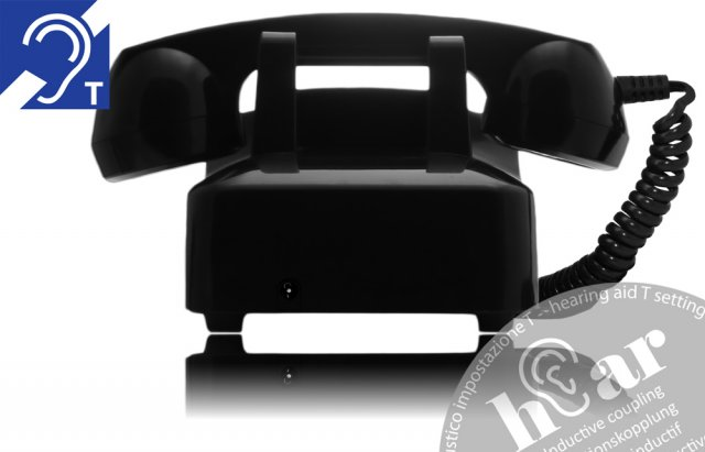 Opis 60s mobile hEar (black)