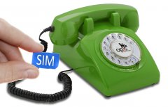Opis 60s mobile (green)