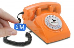 Opis 60s mobile (orange)