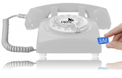 Opis 60s mobile (white)