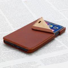 Opis mobile X garde book (kestane rengi)