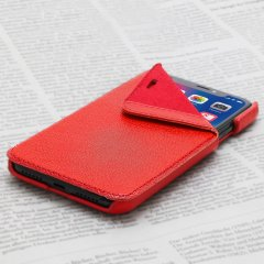 Opis mobile X garde book (red)
