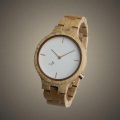 Opis UR-F1 (White Maple) Wooden Wrist Watch for Women