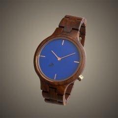 Opis UR-F1 (Red Sandalwood) Wooden Wrist Watch for Women