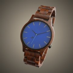 Opis UR-M1 (Red Sandalwood) Wooden Wrist Watch for Men