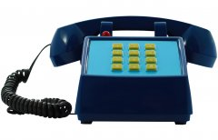 Opis PushMeFon mobile (dark blue)