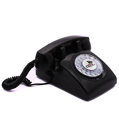 Opis 60s mobile hEar Seniorentelefon in schwarz