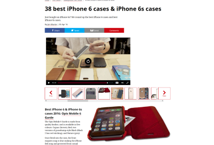 FireShot Capture 9 Best iPhone 6 http www.pcadvisor.co.uk test cen